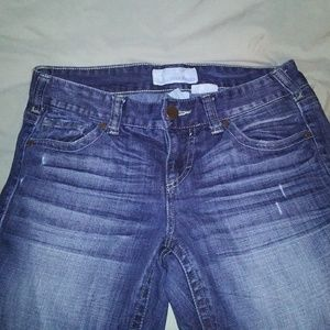 Maurices Jeans. 5/6 Long. Ashlyn Bootcut.